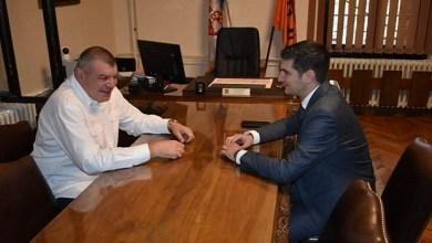 Photo of PRIPREMA SE SPISAK: Sastanak v. d. direktora JP EPS, sa gradonačelnikom Požarevca