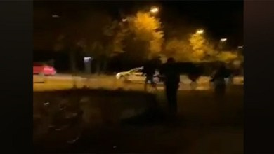 Photo of HIT SNIMAK IZ SLOVENIJE: Bežanija policije koja je došla da rastera grupu mladih za vreme policijskog časa! (VIDEO)