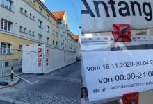 Photo of KONTEJNERI POSTAVLJENI PO BEČU: Za par dana počinje masovno testiranje građana u Austriji!