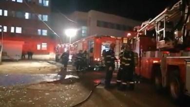 Photo of JEZIVA TRAGEDIJA U RUMUNIJI: Zapalila se kovid bolnica, u požaru stradalo najmanje 10 ljudi! (VIDEO)