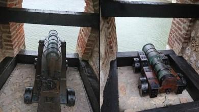 Photo of Postavljeni topovi u Golubačkoj tvrđavi