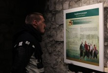 """Photo of """"ZAPOVEDNICI GOLUBAČKE TVRĐAVE"""": Izložba u Kuli 5 u Golubačkom gradu"""