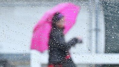 Photo of PONOVO PAD TEMPERATURE: U Srbiji danas hladnije, oblačno sa kišom i pljuskovima