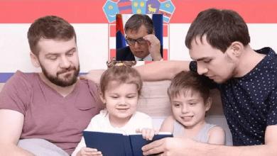 Photo of SAMO JOŠ DA IM VUČIĆ DOZVOLI: Gej parovi u Hrvatskoj moći će da usvajaju decu