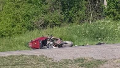 Photo of MOTOROM DIREKTNO NA FIĆU! Užasan sudar kod Petrovca na Mlavi, motociklista preminuo na putu do bolnice