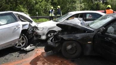 Photo of TEŠKA SAOBRAĆAJKA U NEMAČKOJ: Srpski državljanin (19) zaspao za volanom, povređene 3 osobe