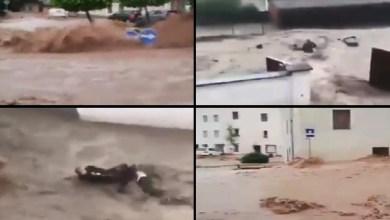 Photo of VODENI ARMAGEDON STIGAO I U AUSTRIJU: Bujice nose sve pred sobom, nekoliko mesta odsečeno od sveta (VIDEO)