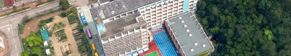 aero view of school