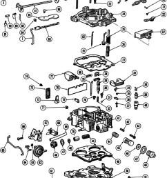 quadrajet parts diagram wiring diagram pass 1966 69 quadrajet 4 barrel carburetor illustrated parts break down [ 768 x 1070 Pixel ]