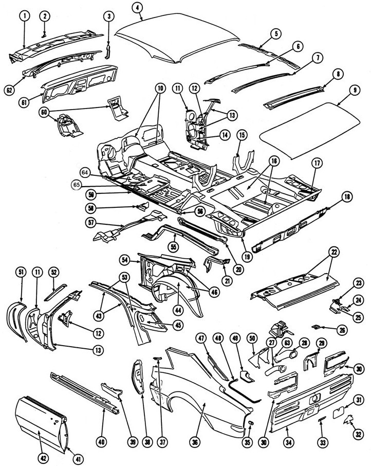 67 Camaro Front End Diagram, 67, Get Free Image About