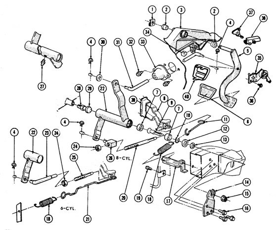 1930 Chevy Vacuum Diagram. Chevy. Auto Wiring Diagram