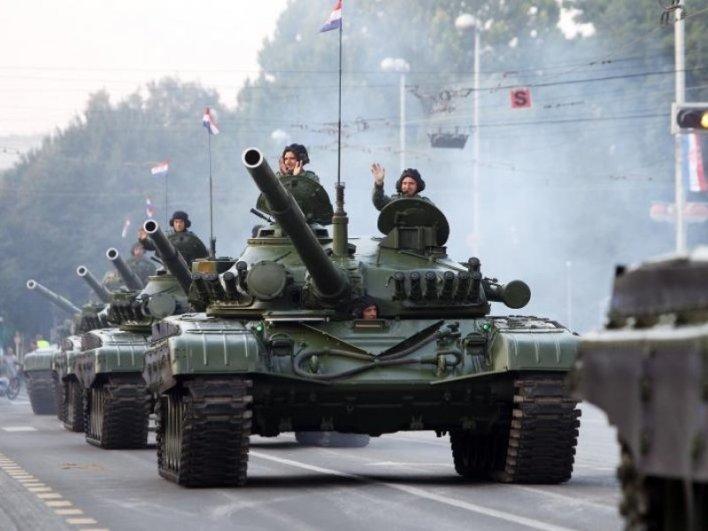 Davor Domazet Lošo: 'Hrvatska vojska je četiri puta spasila Bosnu i Hercegovinu'