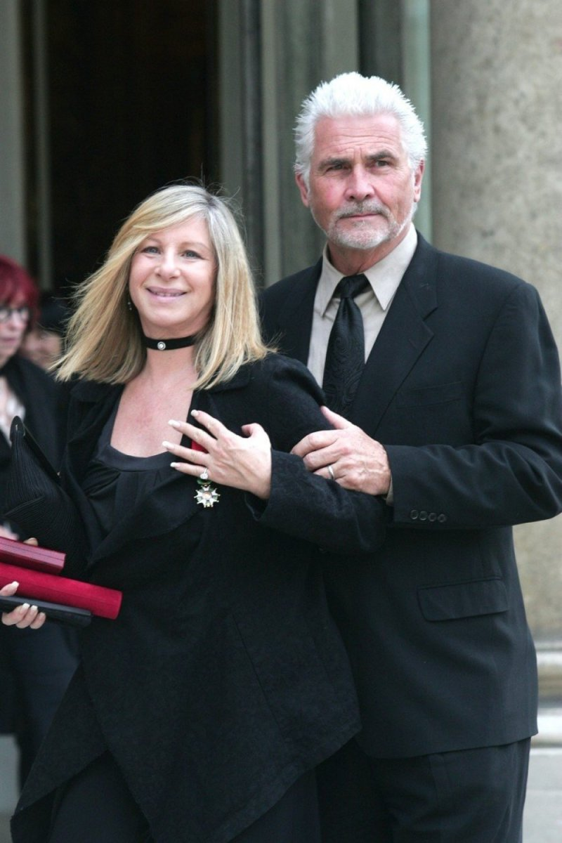 James Brolin i Barbra Streisand