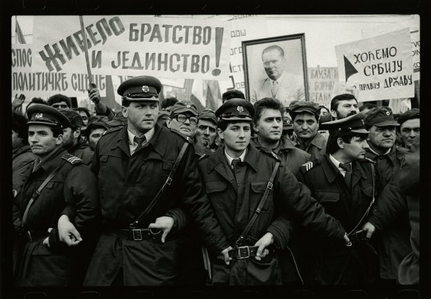 Miting, Ušće, Beograd 1988.