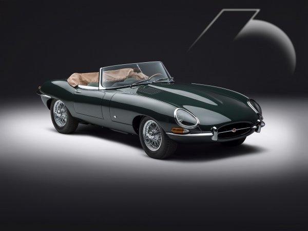 Jaguar E-type 60 Collection - roadster model