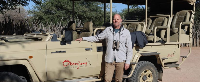 An interview with… Simon Rowland, MD of WILDFOOT Travel