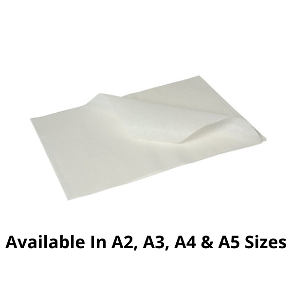 Customized Grease Proof Papers - 1000 Pieces