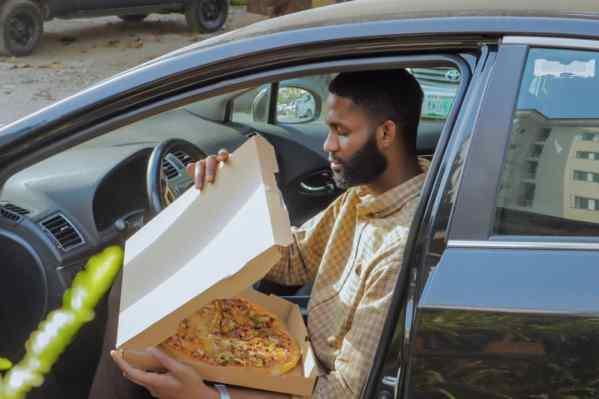 Plain Pizza Boxes - 50 Pieces