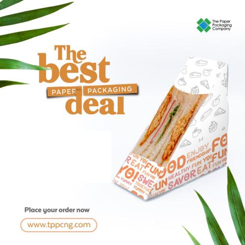 Generic Sandwich Pack - 100 Pieces