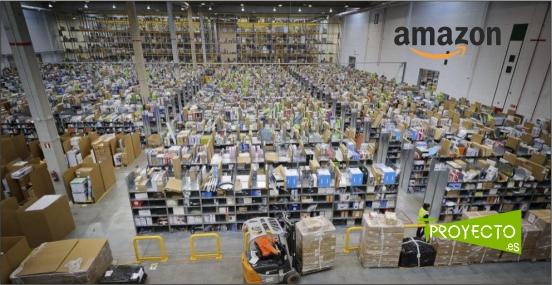 Tpryecto.es - Amazon busca Ingenieros