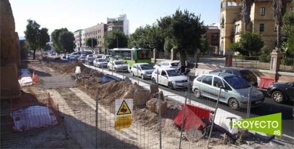 Proyecto segunda fase remodelación Ronda Marrubial