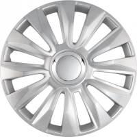 wieldoppen 13 inch Avalone | silver