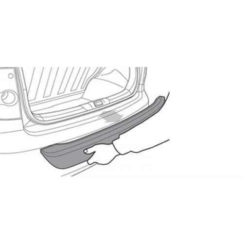 Bumperprotect Alfa Romeo Mito detail