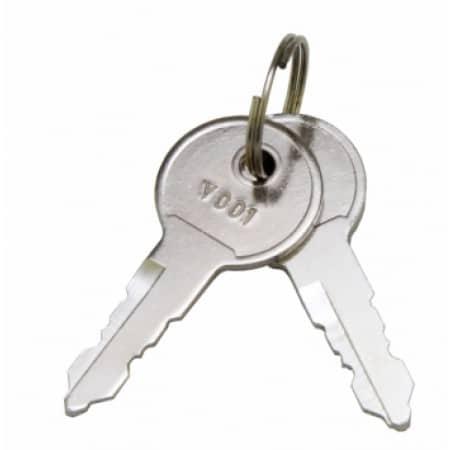 Pro User fietsendrager sleutel