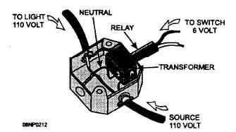 Remote Control Wiring