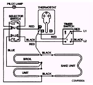 Diagrams Wiring : Electric Oven Heating Element
