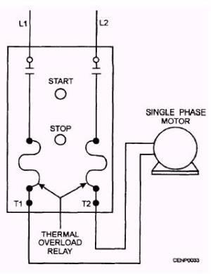 Split Phase Motor Data