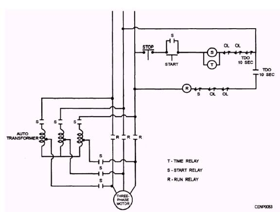 Reduced Voltage Starter Wiring Diagram : 38 Wiring Diagram