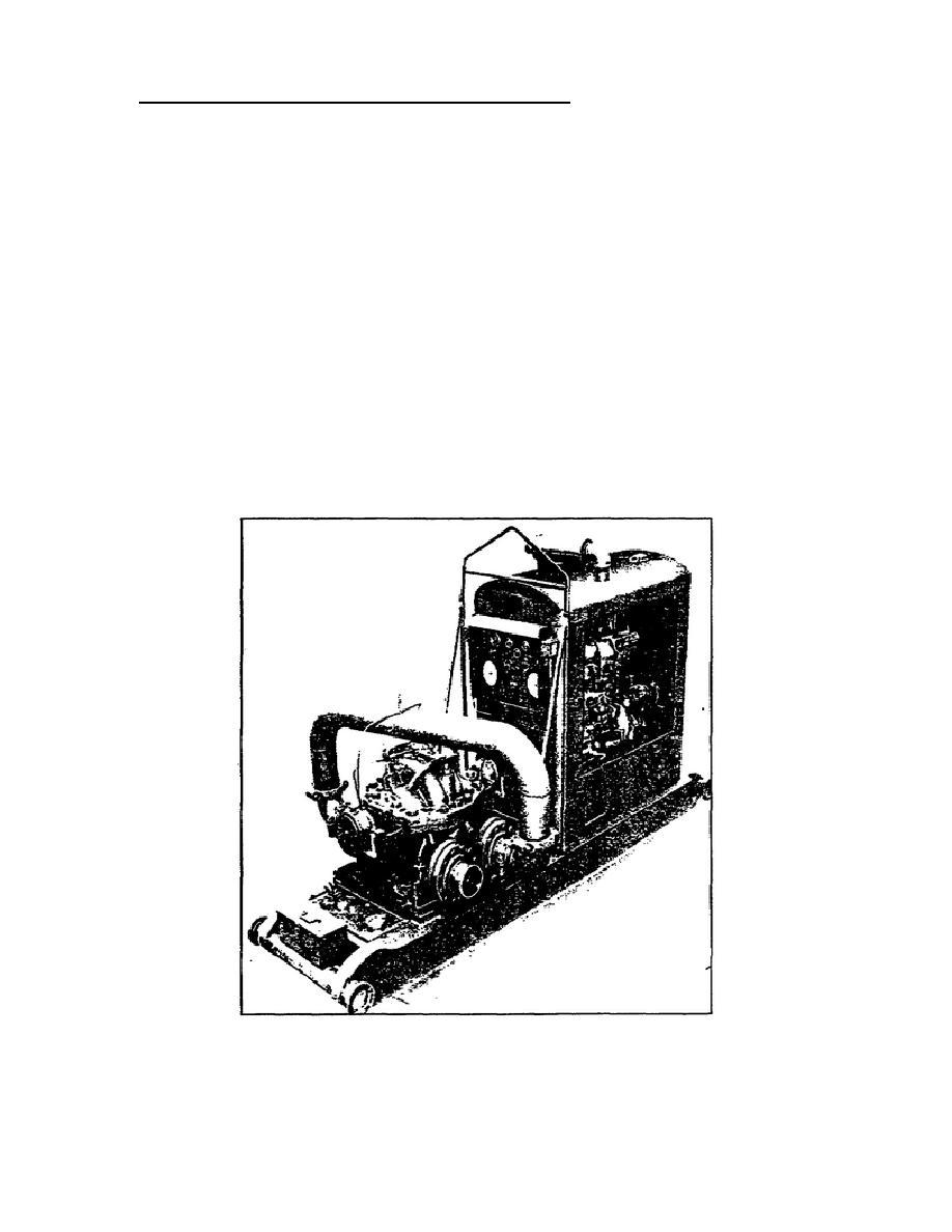 12 volt hydraulic system