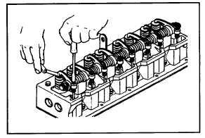 TMD27 (2.7 L) Engine Procedures