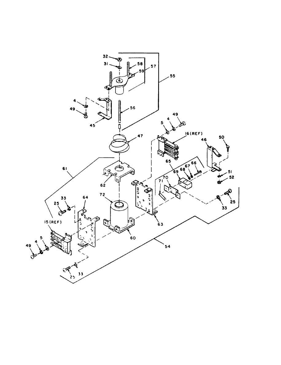 Figure 19. Main load contactor HB200A. (sheet 3 of 3)