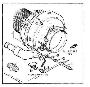 INSTALL FUEL DRAIN CHECK VALVE ASSEMBLY (Continued)