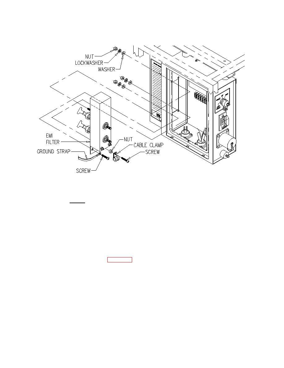 Figure 4-46. EMI Filter (MEP-531A)