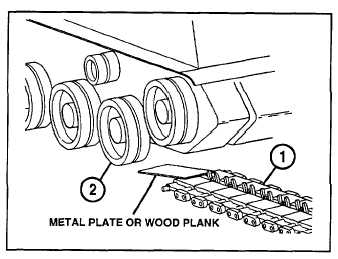Installing new or thrown track