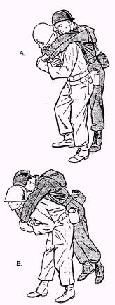 Saddleback Carry