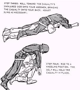 Pistol-Belt Carry
