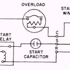Ac Motor Run Capacitor Wiring Diagram 1969 Mustang Dash Start Ietg Ortholinc De Schematic Rh 93 Twizer Co