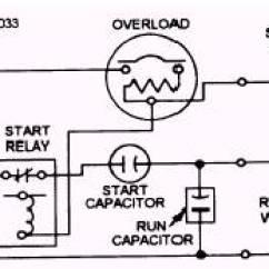 Start Run Capacitor Wiring Diagram 1994 Ford Explorer Stereo Great Installation Of Cap Motor Todays Rh 1 10 1813weddingbarn Com For Trane