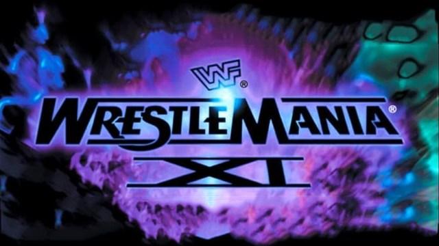 Wrestle Mania 11