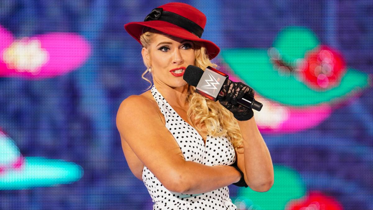 Lacey Evans Is Really Pregnant – TPWW