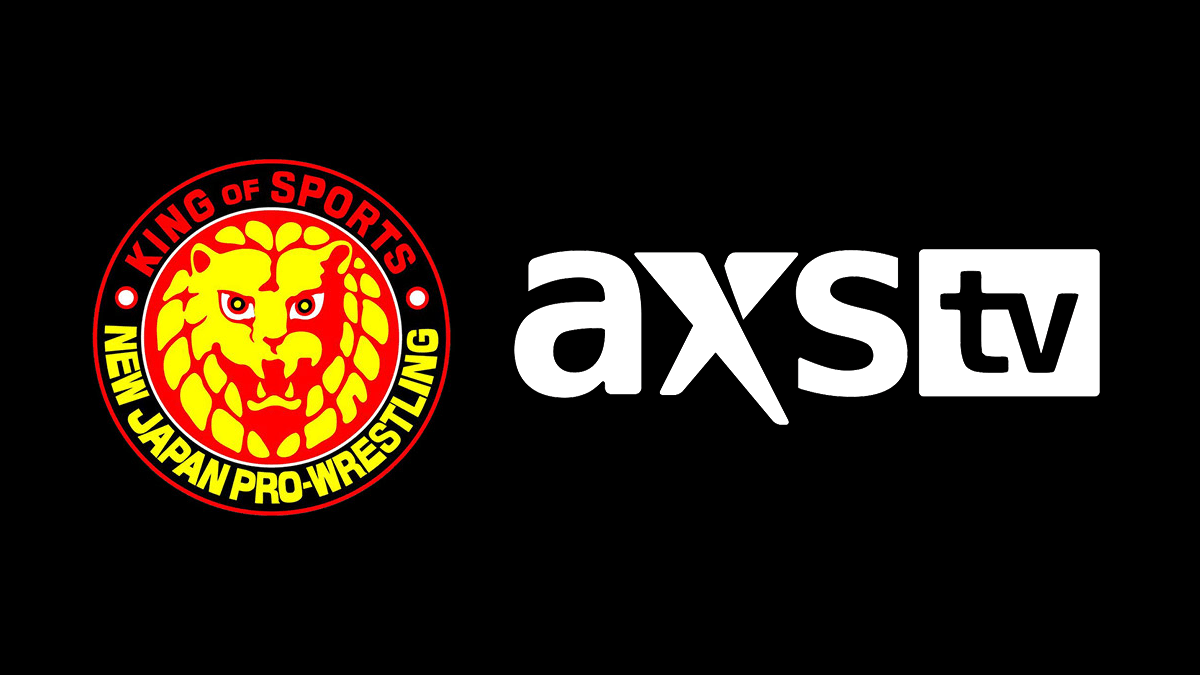 "NJPW Reportedly in ""Significant Talks"" to Return to AXS TV – TPWW"