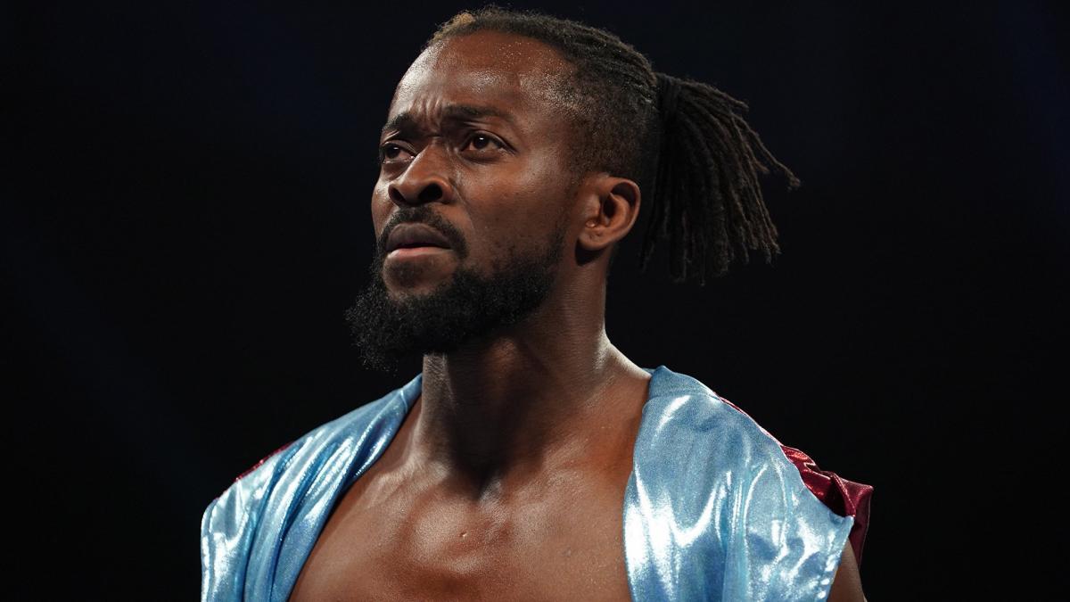 Kofi Kingston Has a Legit Jaw Injury – TPWW