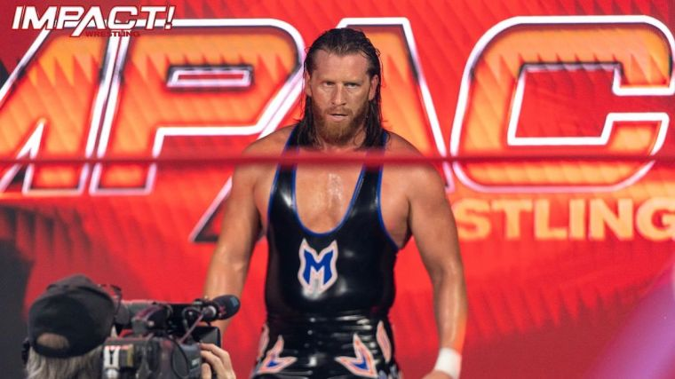 Brian Myers Officially Signs Impact Contract – TPWW