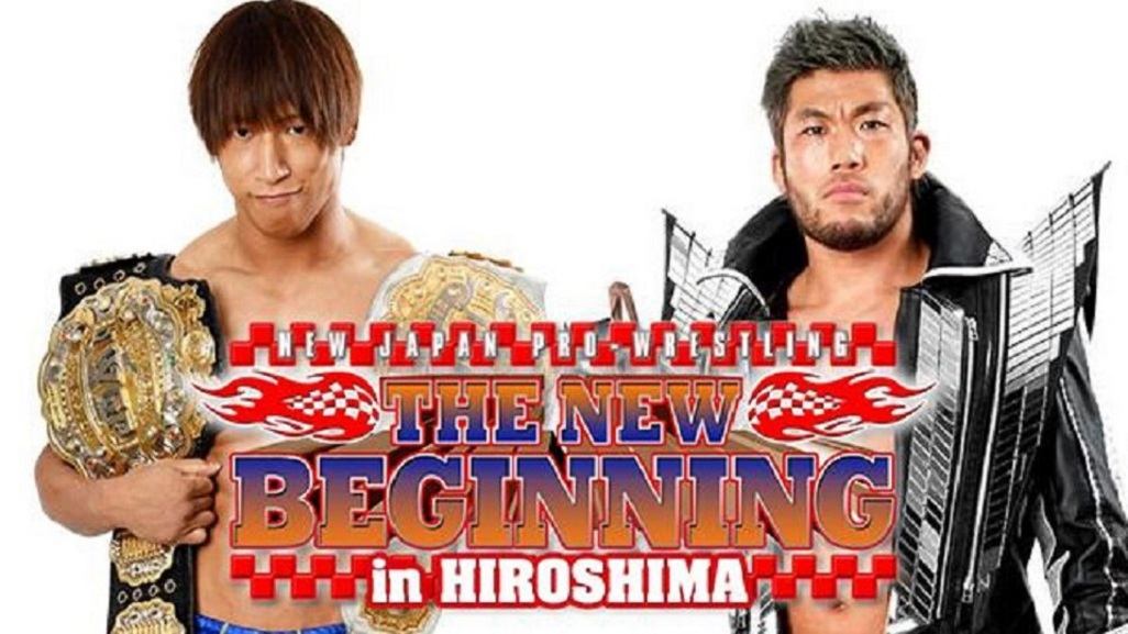 NJPW Announces Full Card for New Beginning 2021 Events – TPWW