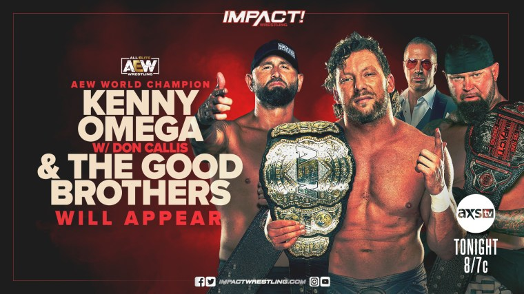 Impact Results – Jan. 5, 2020 – Edwards vs. Callihan, Omega Appears – TPWW