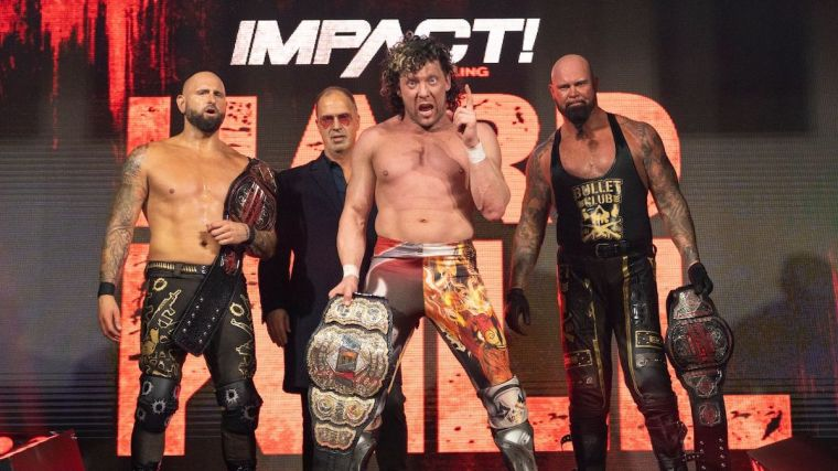 Kenny Omega on Working with Impact, James Storm Impact Status, Riddle Lawsuit Update – TPWW